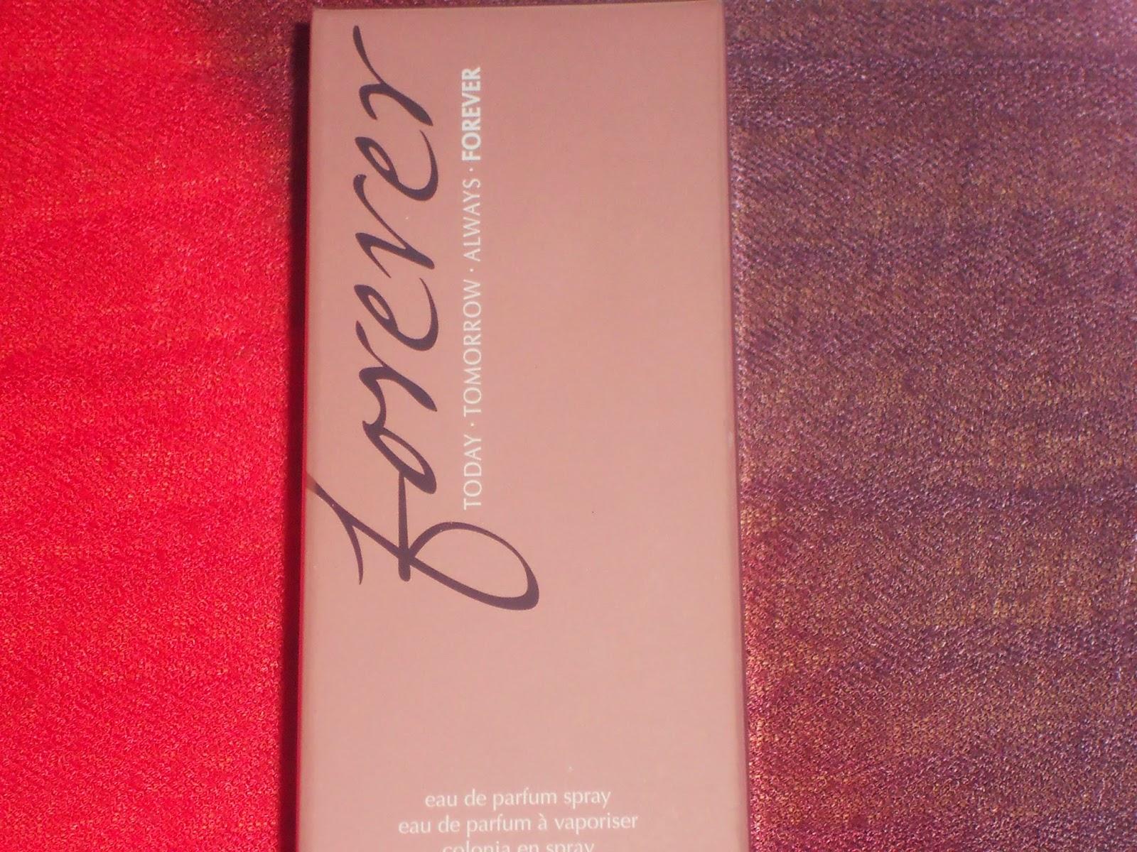 Avon Forever Perfume Beautifulfree And Wonderful