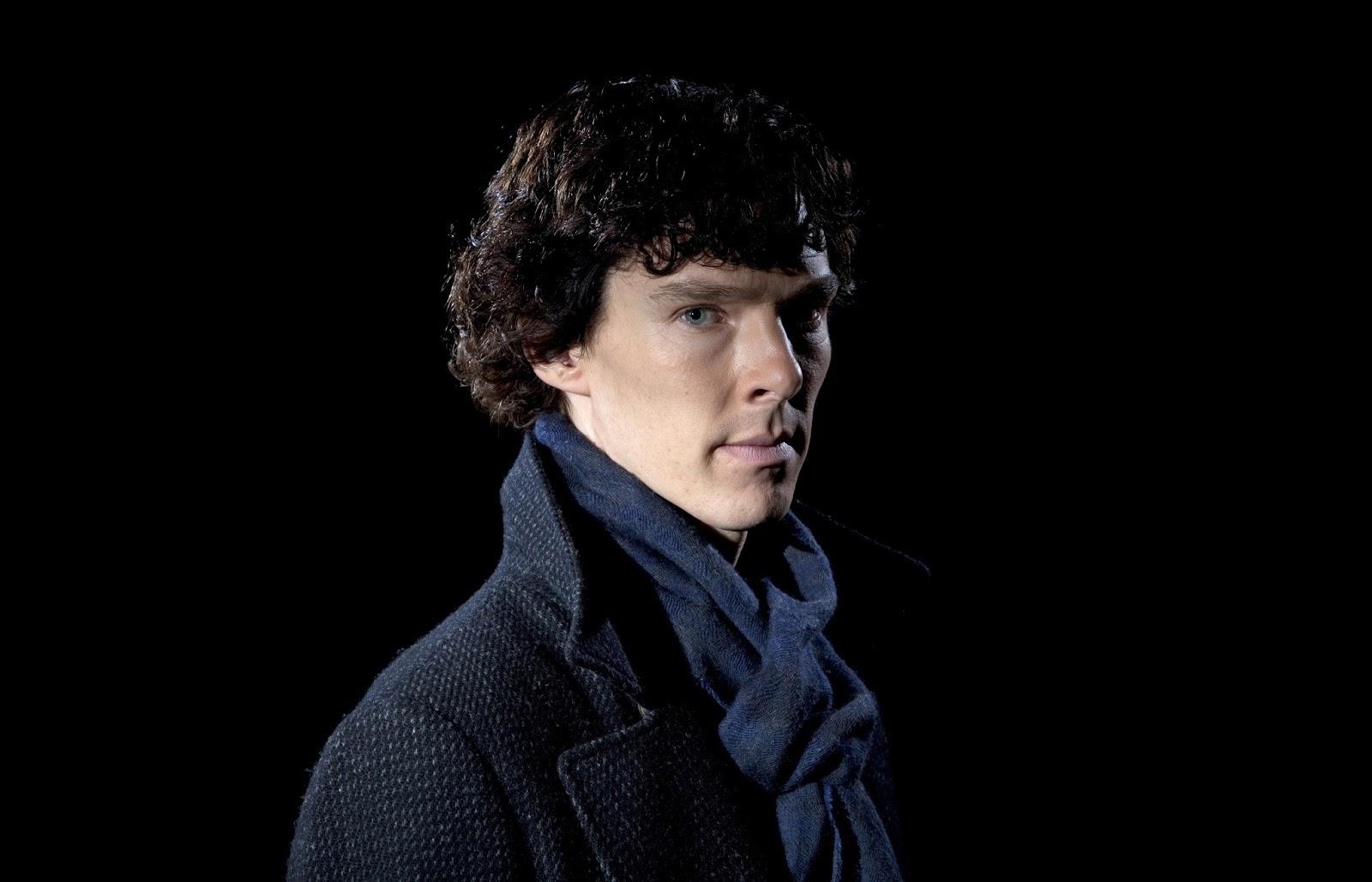 Sherlock Holmes Cumberbatch